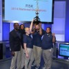 Fisk University Wins 25th Anniversary Honda Campus All-Star Challenge National Championship