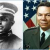 In honor of Colonel Charles Young and Ret. General Colin Powell