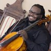 Cellist Cremaine Booker responds to violence with special tribute