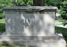 Ceremony honoring legendary Buffalo Soldier at Arlington National Cemetery — Cancelled.Arlington National Cemetery – Colonel Charles Young- March 12, 1864 – January 8, 1922 Internment date: June 1, 1923