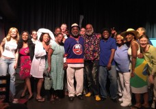In NYC until June 24: Ishmael Reed's LIFE AMONG THE ARYANS, directed by Rome Neal at the Nuyorican Poets Cafe