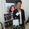 True Moringa – a natural skin and hair care line that was featured at the Africa Innovate Conference.