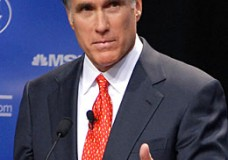 Mitt Romney is in Second Among Republicans