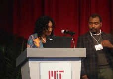 Congrats to the Africa Innovate Co-Chairs Kadi Barry MBA 2016  (left) an Temitaryo Olufowose MBA 2017  (right)