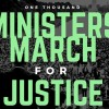 Ministers March for Justice – August 28, 2017