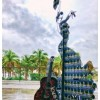 "Goya Foods Partners with Renowned Artist Alexander Mijares to Create a One-of-a-Kind Goya ""Can Sculpture"" at PAMM Museum"