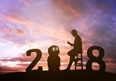 The future of tech — top 10 Technology Trends for 2018: