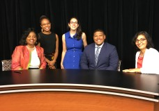 In Studio TV with Janine Fondon shares stories of inspiration and action—State Senate Candidate Amaad Rivera, Donna Haghighat of the Women's Fund and two local animators—Katie Taccone and Michelle Moore