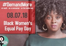 Aug. 7 is Black Women's Equal Pay Day–New Research Shows Too Few People Know Black Women Face Such a Large Pay Gap