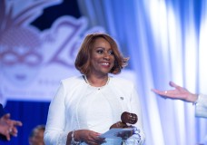 Zeta Phi Beta Sorority, Incorporated Installs 25th International President, Valerie Hollingsworth-Baker During Grand Boulé In New Orleans
