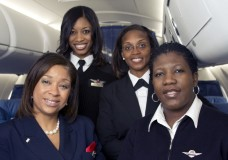 ExpressJet Airlines, a United Express Carrier, Commemorates Ten-Year Anniversary of Historic First All-Female, African-American Flight Crew