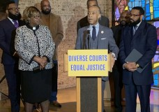 Civil Rights Activist Al Sharpton Rallies in Delaware to Praise Appointment of the State's First Black Justice to the Supreme Court and Call for Continued Progress in Court Diversity
